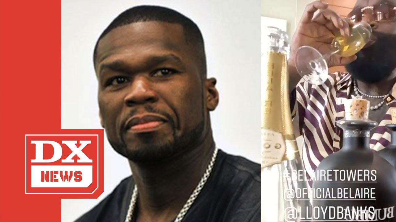 Rick Ross Trolls Lloyd Banks While Tagging 50 Cent On Instagram