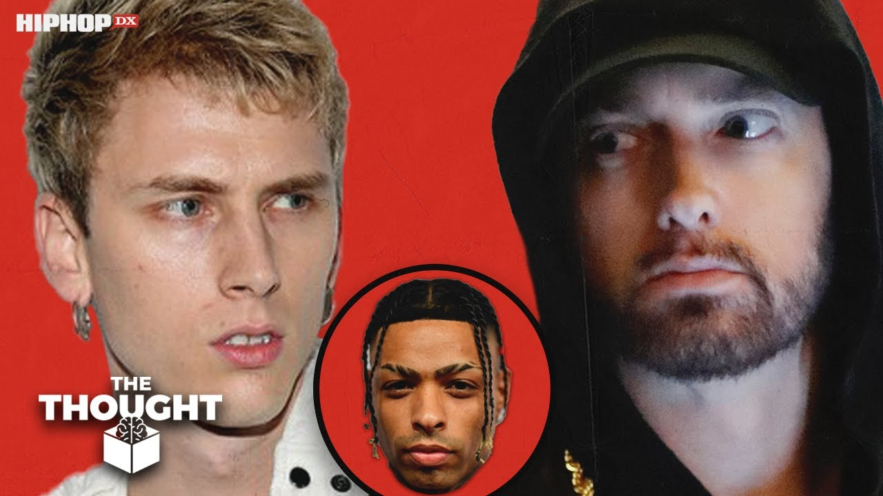 Ronny J STILL Hasn't Talked To Eminem OR MGK About Producing Diss Tracks For Both Of Them