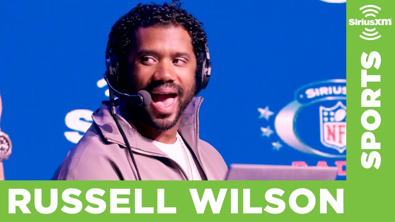 Russell Wilson Gives his Super Bowl LIV Prediction