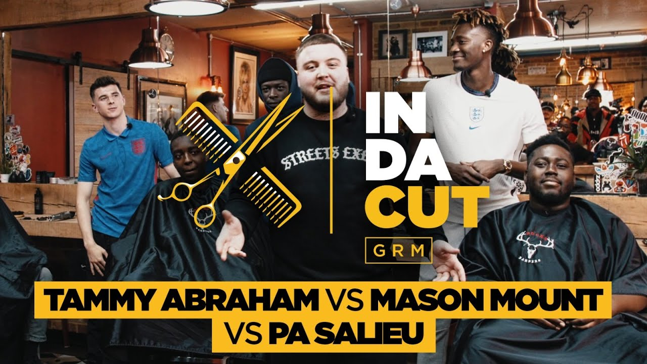 Tammy Abraham vs Mason Mount vs PA Salieu | In Da Cut [S1:E7]