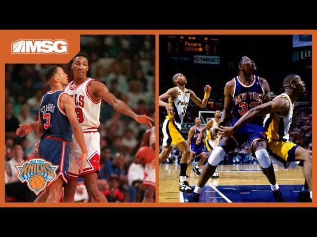 The 1994 Knicks Playoff Run | New York Knicks Greatest Moments