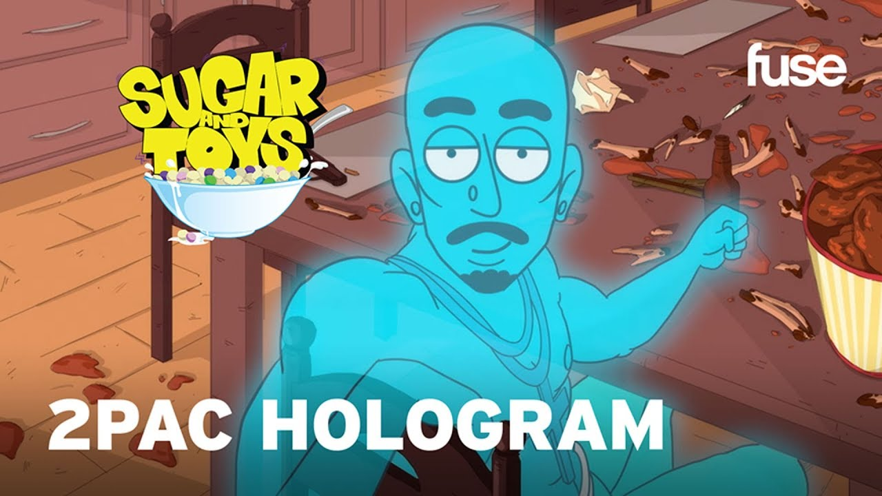 The 2Pac Hologram Brings Trouble to The Hendersons' House   Sugar and Toys   Fuse