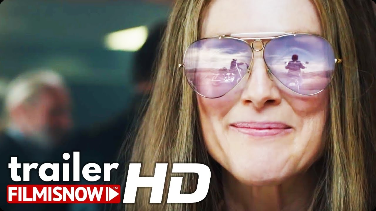 THE GLORIAS Trailer (2020) Julianne Moore, Alicia Vikander Movie