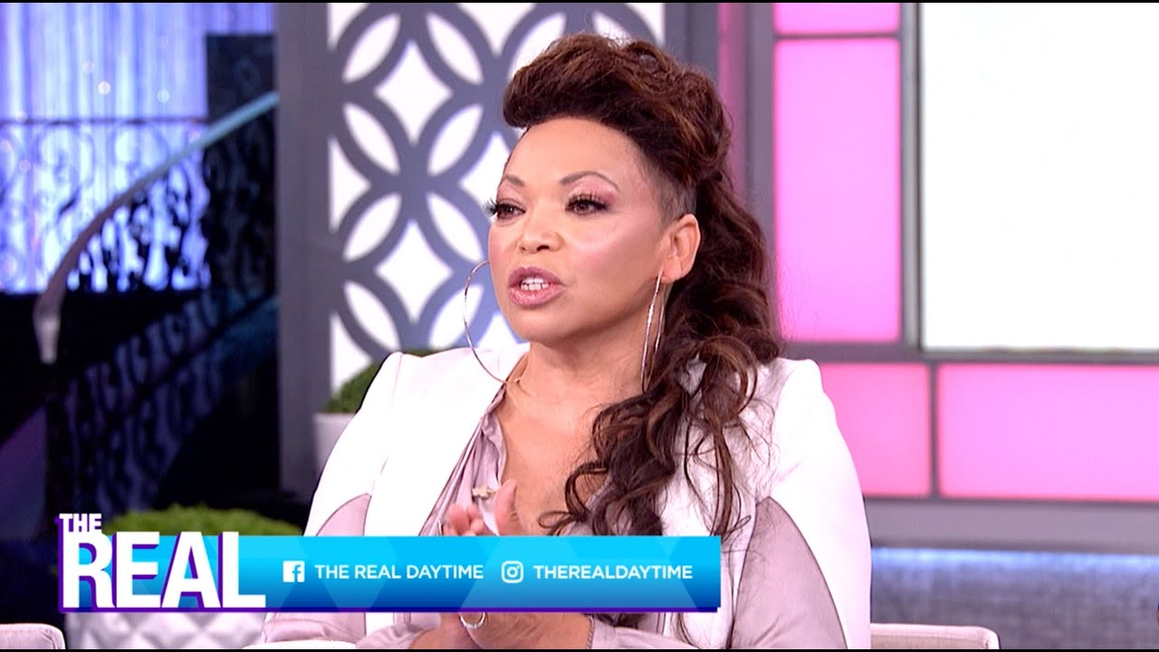 Thursday on 'The Real': Tisha Campbell