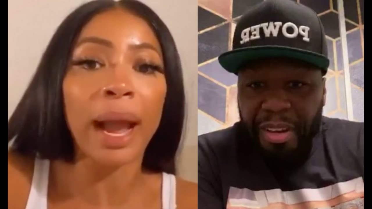 Tommie Goes Off On 50 Cent For Blocking Her After Asking To Be On Power