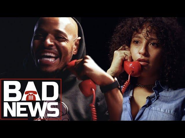 Tony Baker vs. Sabrina Castro   Bad News   All Def