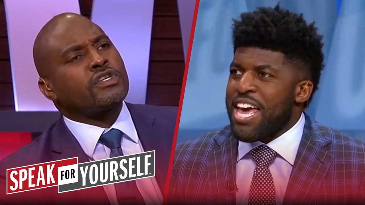 Wiley & Acho discuss Cam's skepticism about Pats fit based on stereotypes | NFL | SPEAK FOR YOURSELF