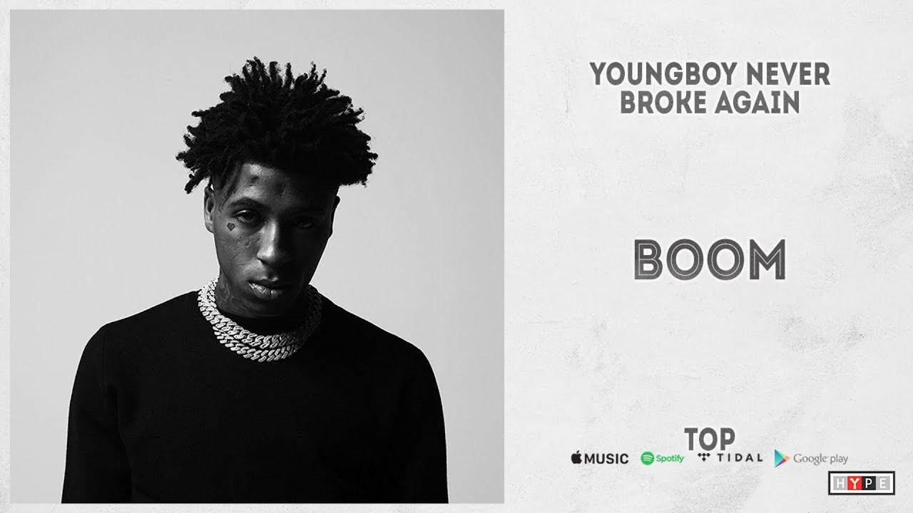 "YoungBoy Never Broke Again - ""Boom"" (Top)"