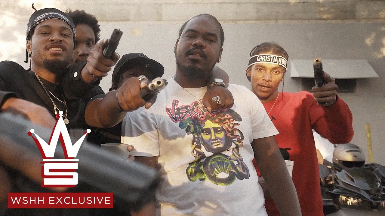 """Zuse - """"Gunplay"""" (Official Music Video - WSHH Exclusive)"""