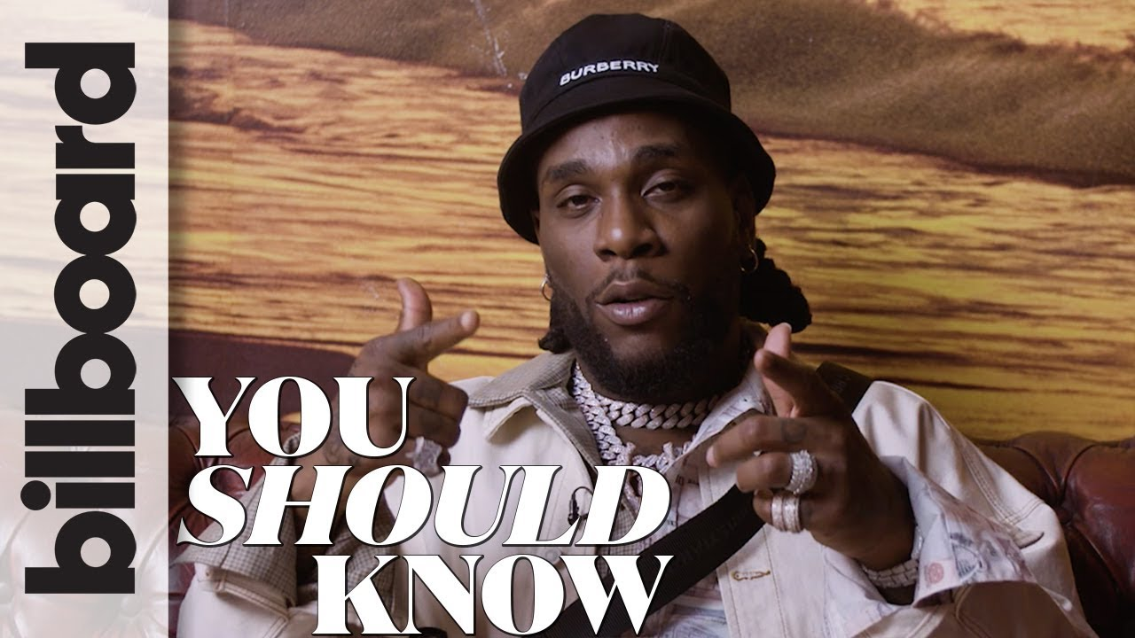 7 Things About Burna Boy You Should Know!   Billboard