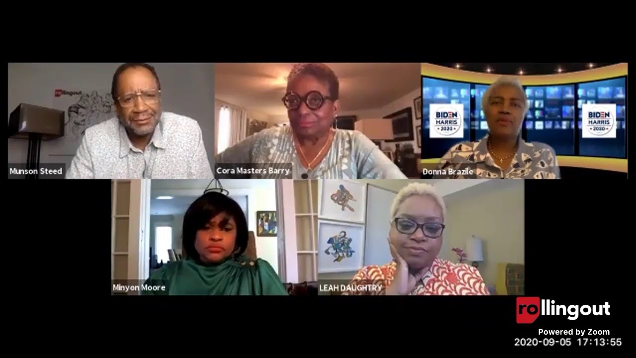 A Seat at the Table: Nothing New Under the Sun Hosted by Cora Masters Barry