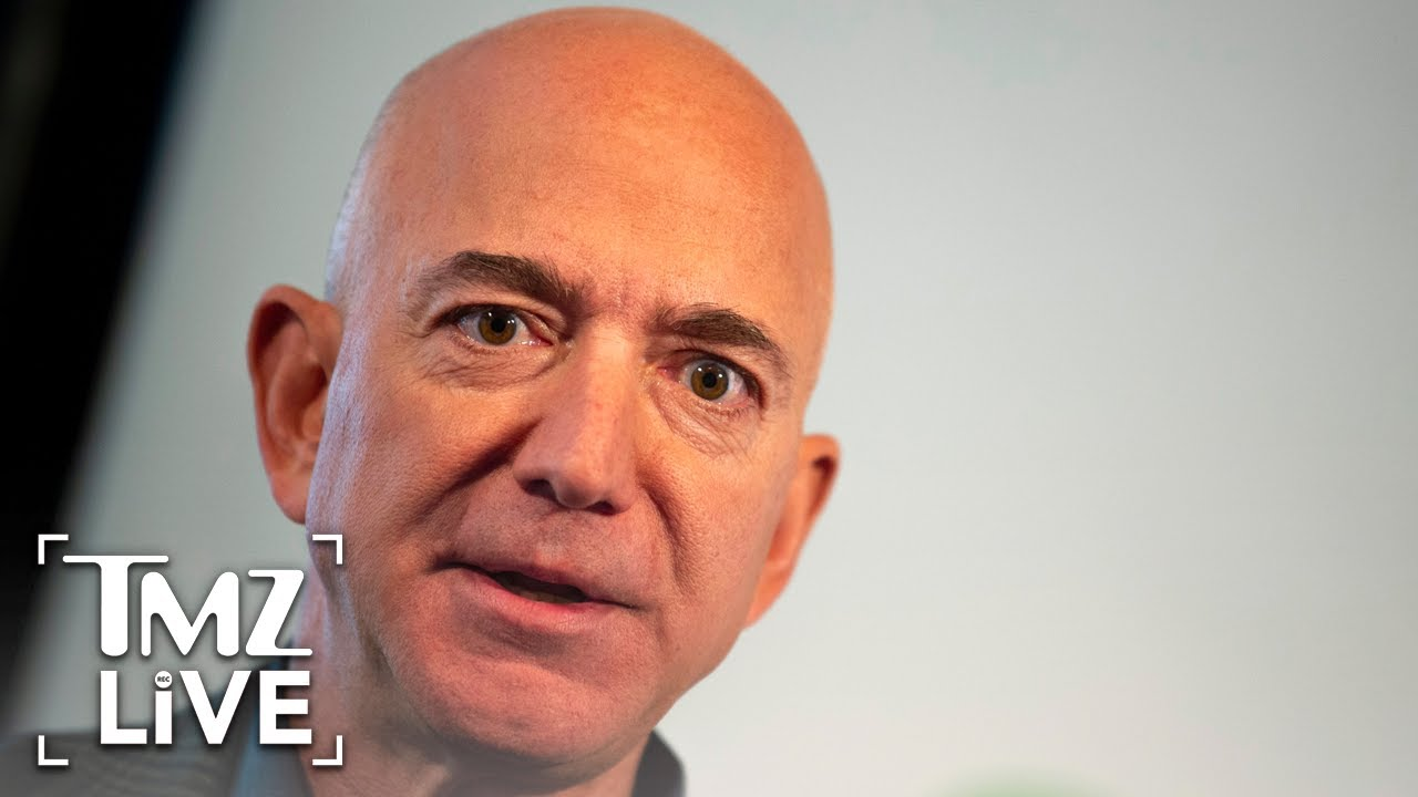 Activists March to Jeff Bezos' Home | TMZ Live