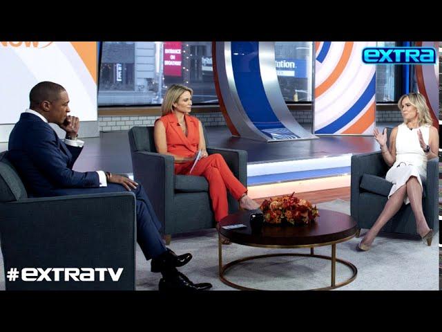 Amy Robach & TJ Holmes Dish on Their New 'GMA3' Gig