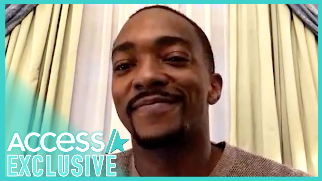 Anthony Mackie's Funny Story Of First Meeting Chadwick Boseman In 1998