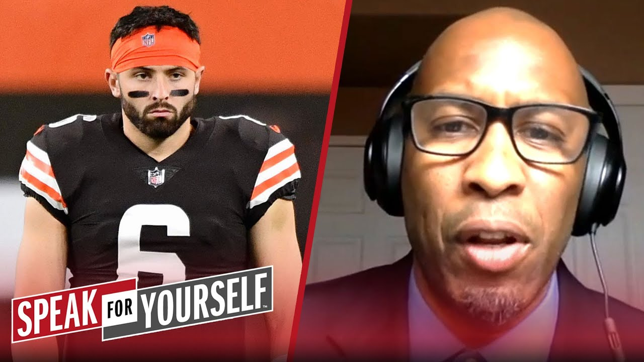Baker needs a win against Dak or Browns will find someone else — Brooks   NFL   SPEAK FOR YOURSELF