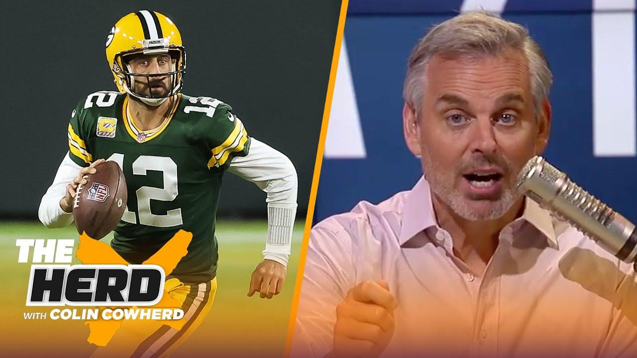 Blazin' 5:Colin Cowherd's picks for Week 6 of the 2020 NFL season| THE HERD