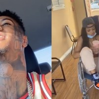 Blueface Has To Buy Girl A New Tooth After Getting KO At His House
