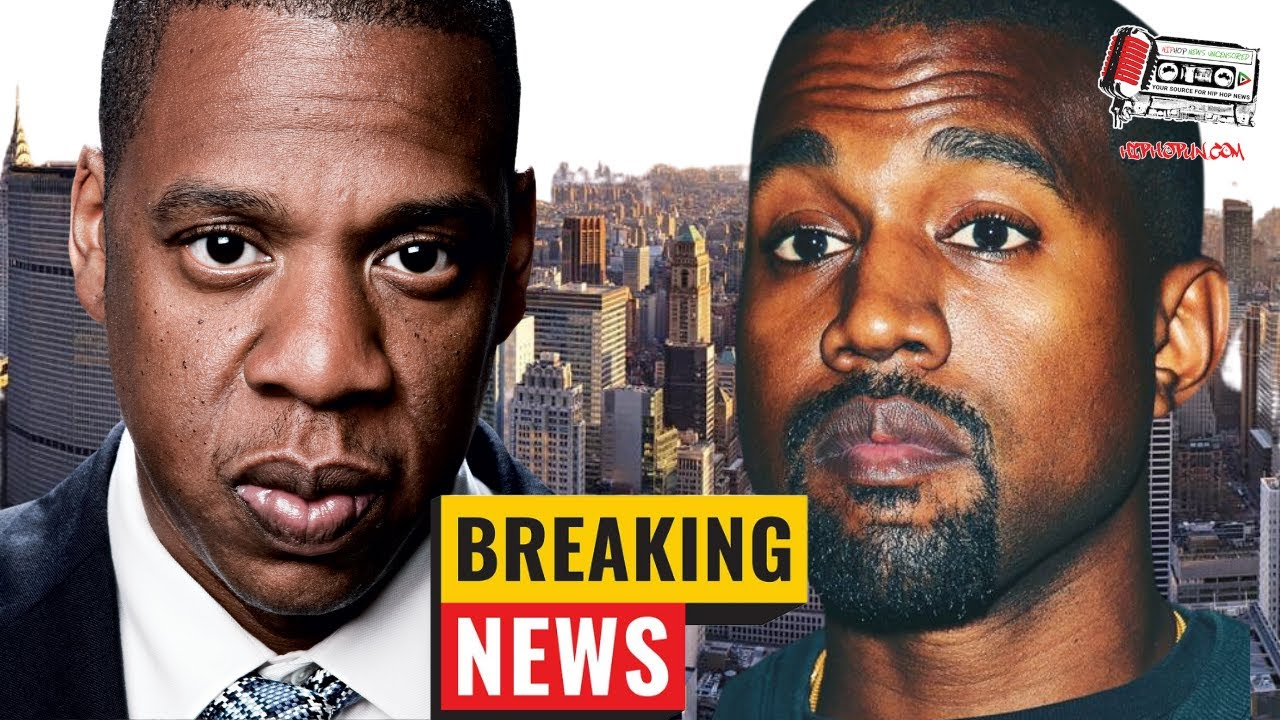 BREAKING: Kanye West Just Revealed 2 Unbelievable Things About Jay-Z?!?!