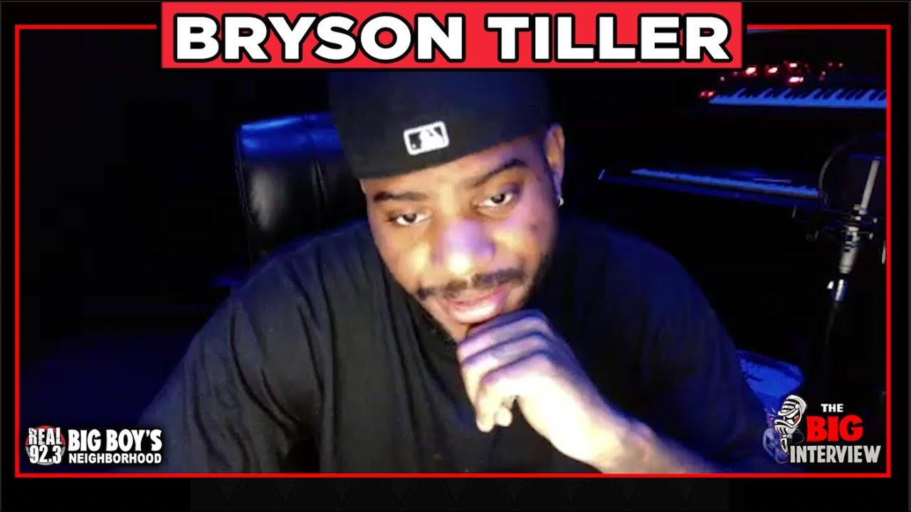 Bryson Tiller in The Big Interview