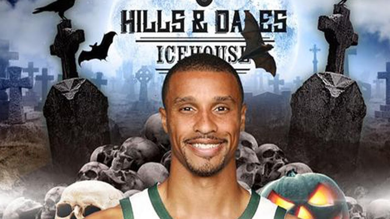 Bucks' George Hill Gets RIPPED For Throwing A Huge Halloween Party In The Middle Of A Pandemic