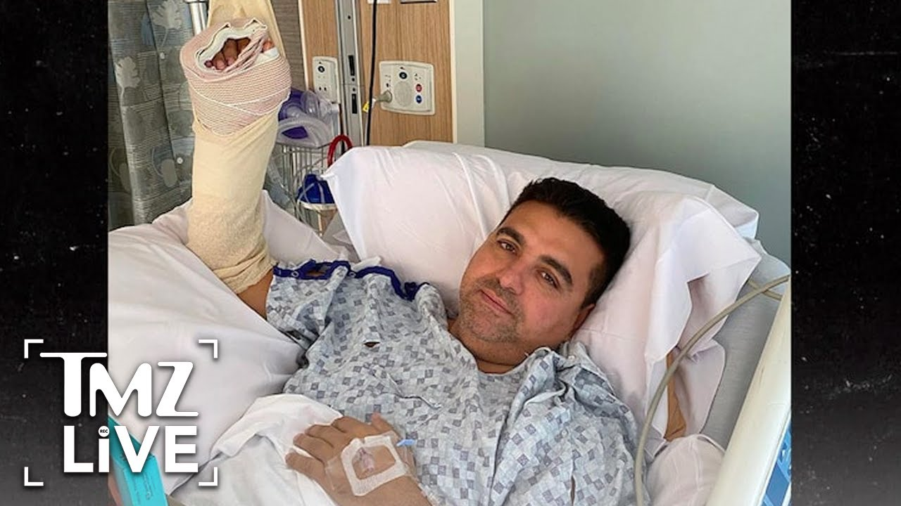'Cake Boss' Star Buddy Valastro Impales Hand in Horrific Bowling Accident | TMZ Live
