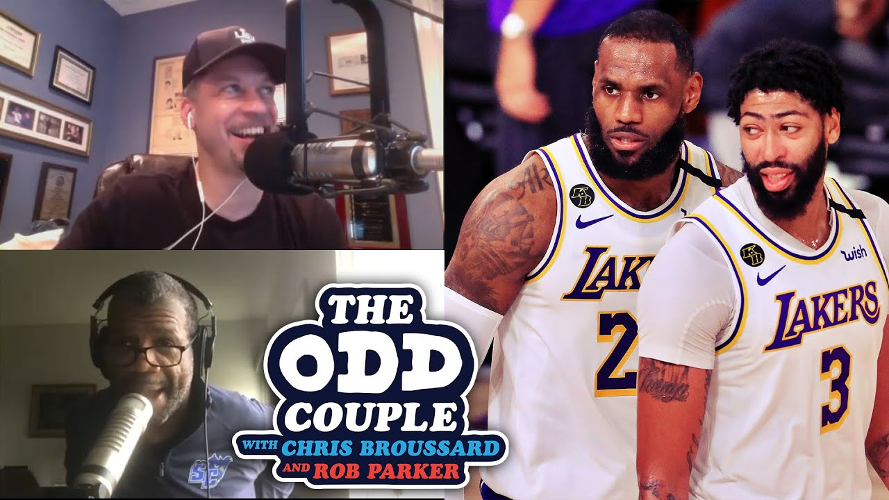 Chris Broussard & Rob Parker - If Lakers Defeat Miami Heat, Does LeBron Ascend to GOAT Status?