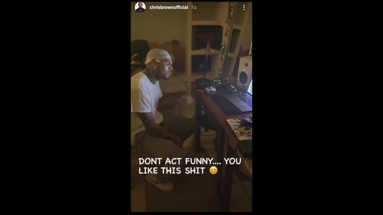 Chris Brown - On Some New Shit (Snippet)