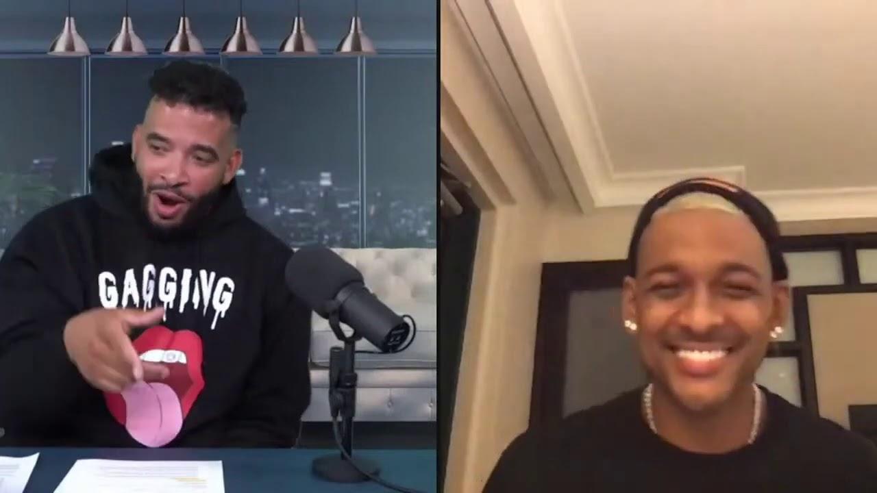 Chris Sails & Papii Rose Address Rumors on Gagging with Jason Lee!