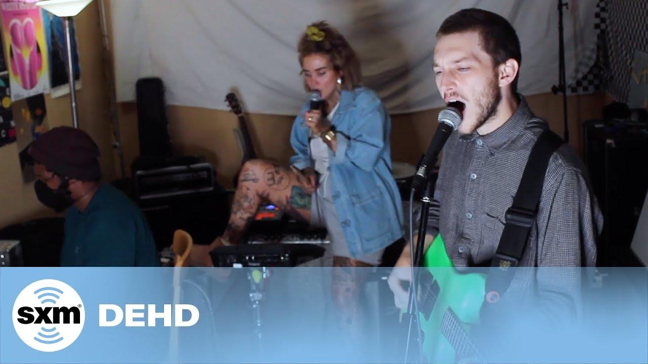 Dehd - Flood | Live for SiriusXMU Sessions