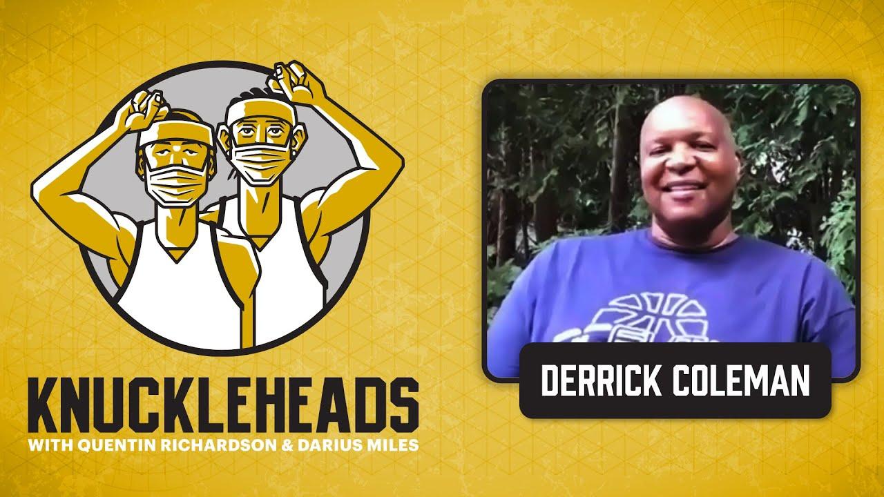 Derrick Coleman Joins Q and D | Knuckleheads Quarantine: E17 | The Players' Tribune