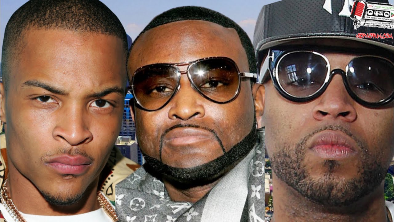 Drumma Boy On Making T.I.'s Diss Track What Up, What's Haapnin During The Height Of Shawty Lo BEEF