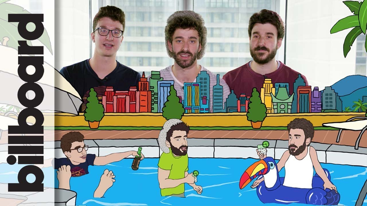 How AJR Created '100 Bad Days' | Billboard | How It Went Down