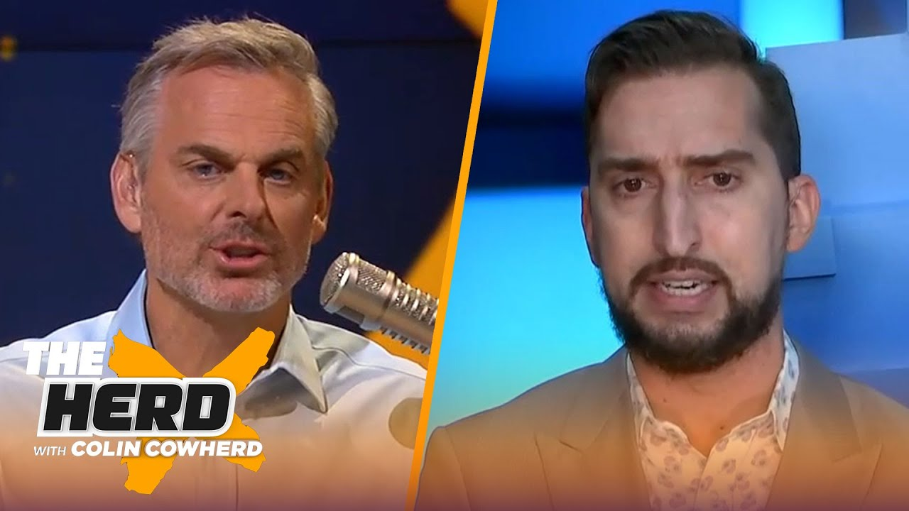 It's idiotic to think LeBron isn't clutch, talks Aaron Rodgers & Cowboys defense — Wright | THE HERD