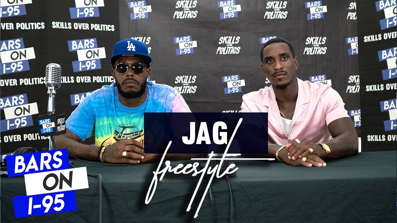 Jag Bars On I-95 Freestyle