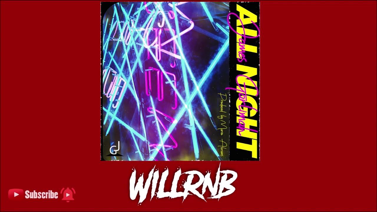James Garlimah - All Night