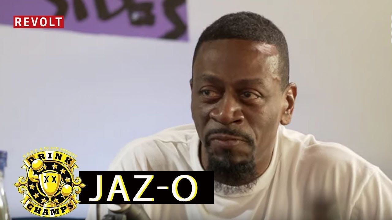 Jaz-O Talks Mentoring Jay-Z, Hawaiian Sophie, His Career, And More   Drink Champs