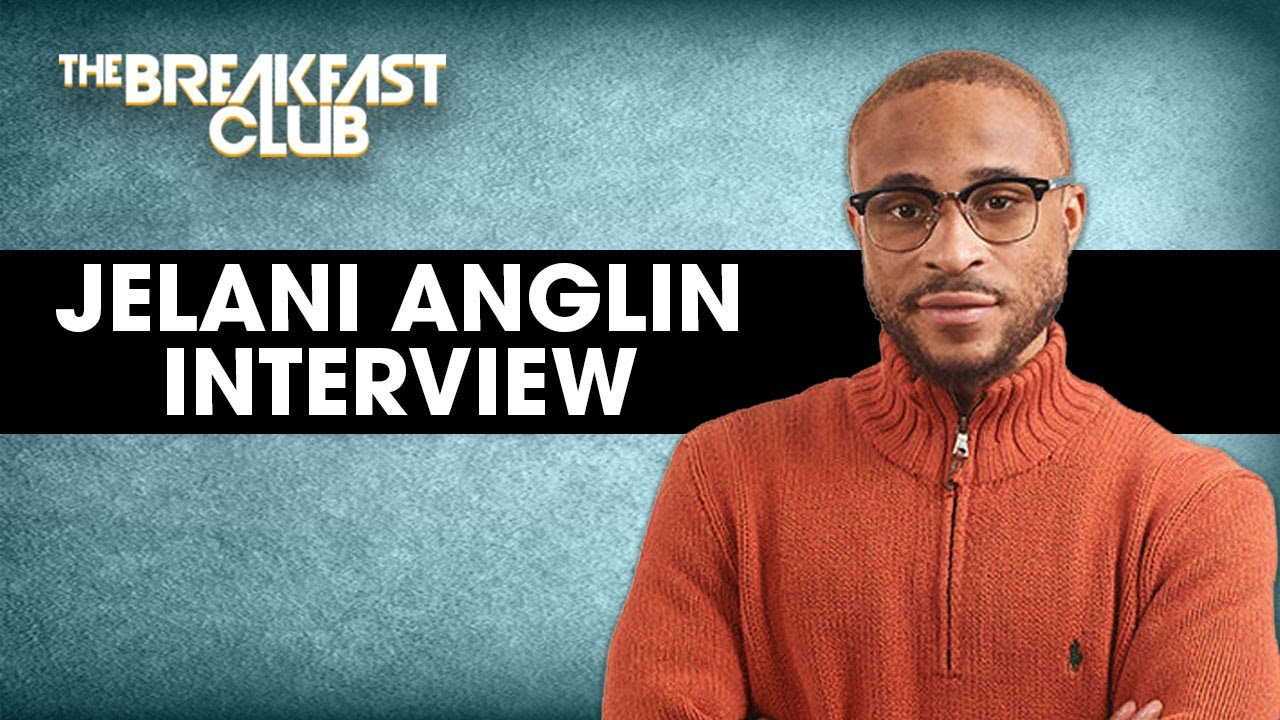 Jelani Anglin Discusses Wrongful Arrests, Fair Representation Through 'Good Call NYC'