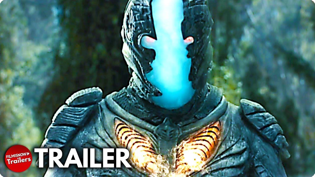 JIU JITSU (2020) Trailer   Tony Jaa, Nicolas Cage, Alain Moussi Action Movie