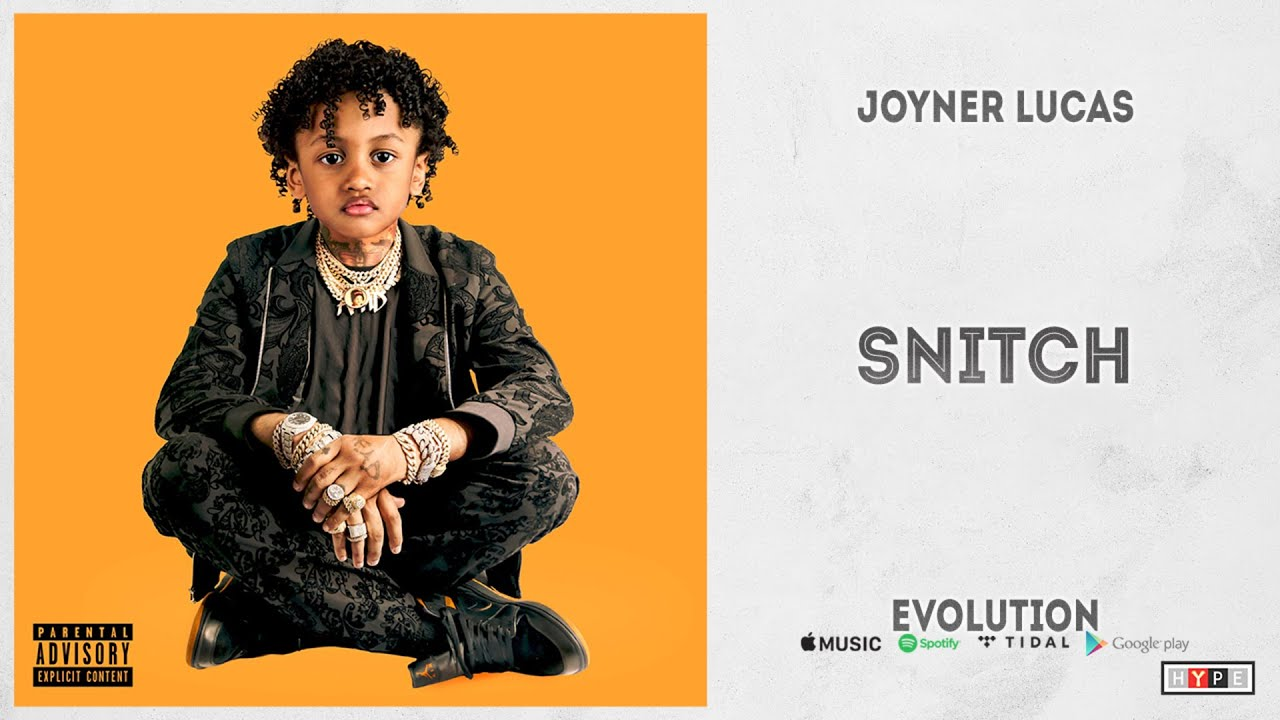 "Joyner Lucas - ""Snitch"" (Evolution)"