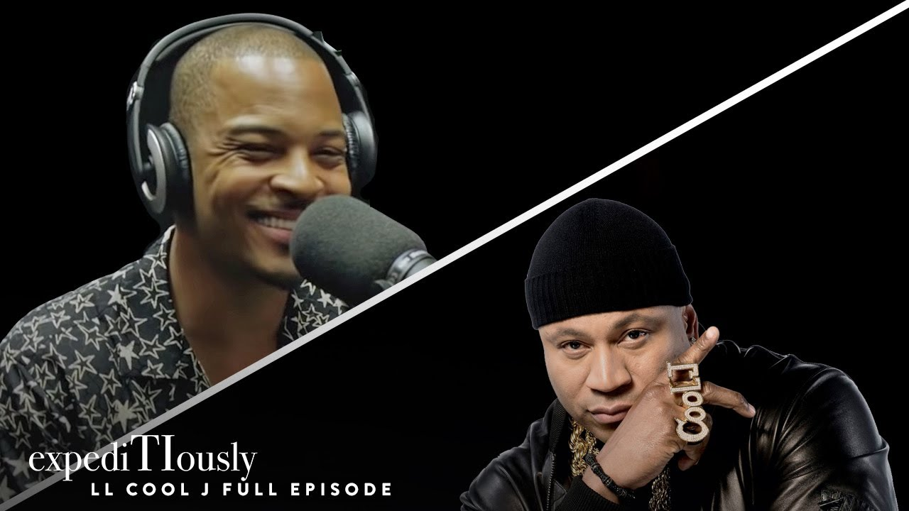 LL Cool J: The OG GOAT   expediTIously Podcast