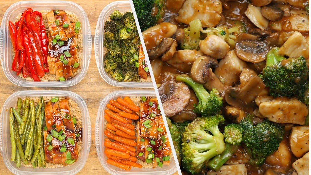 Low Calorie Dinners For The Week