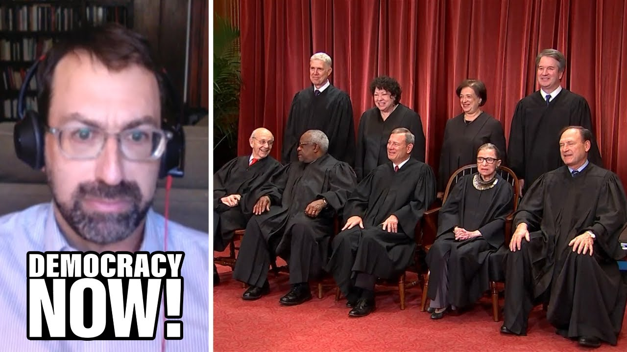 Making the Supreme Court Safe for Democracy: Samuel Moyn on Reforming an Undemocratic Institution