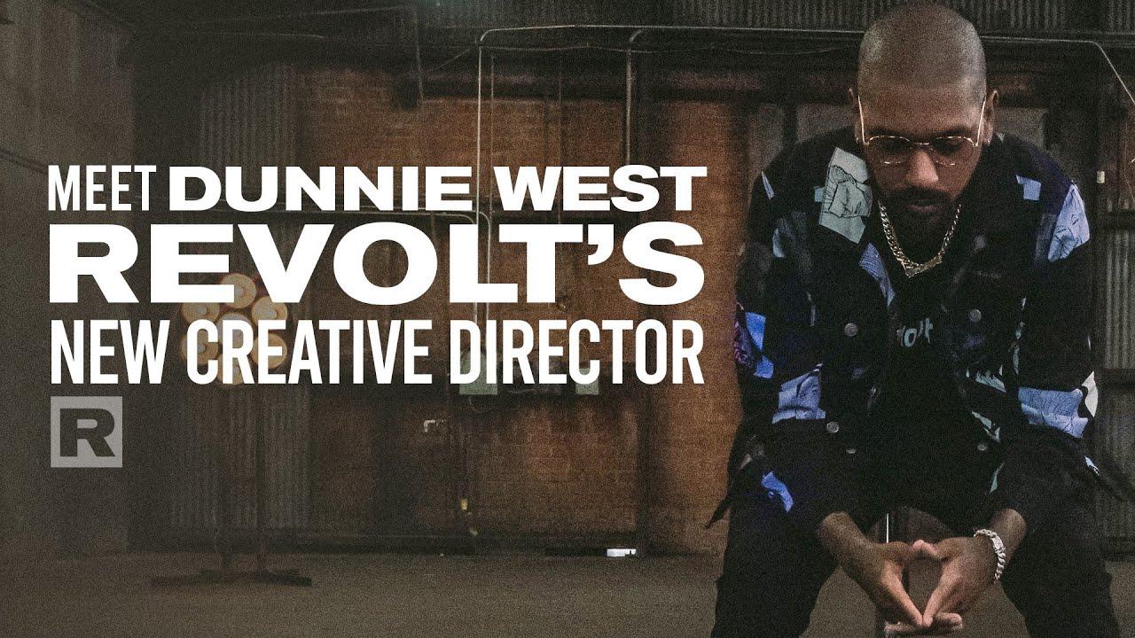 Meet Dunnie West, REVOLT's New Creative Director