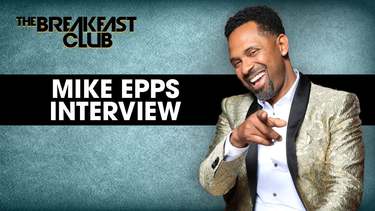 Mike Epps Talks Hip Hop Legends, The Upshaws, Genetics + More
