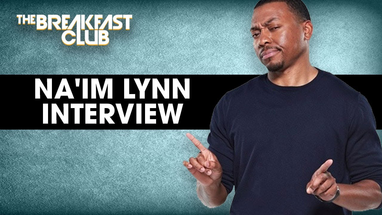 Na'im Lynn Talks New Show 'Assisted Living', Virtual Comedy Woes + More