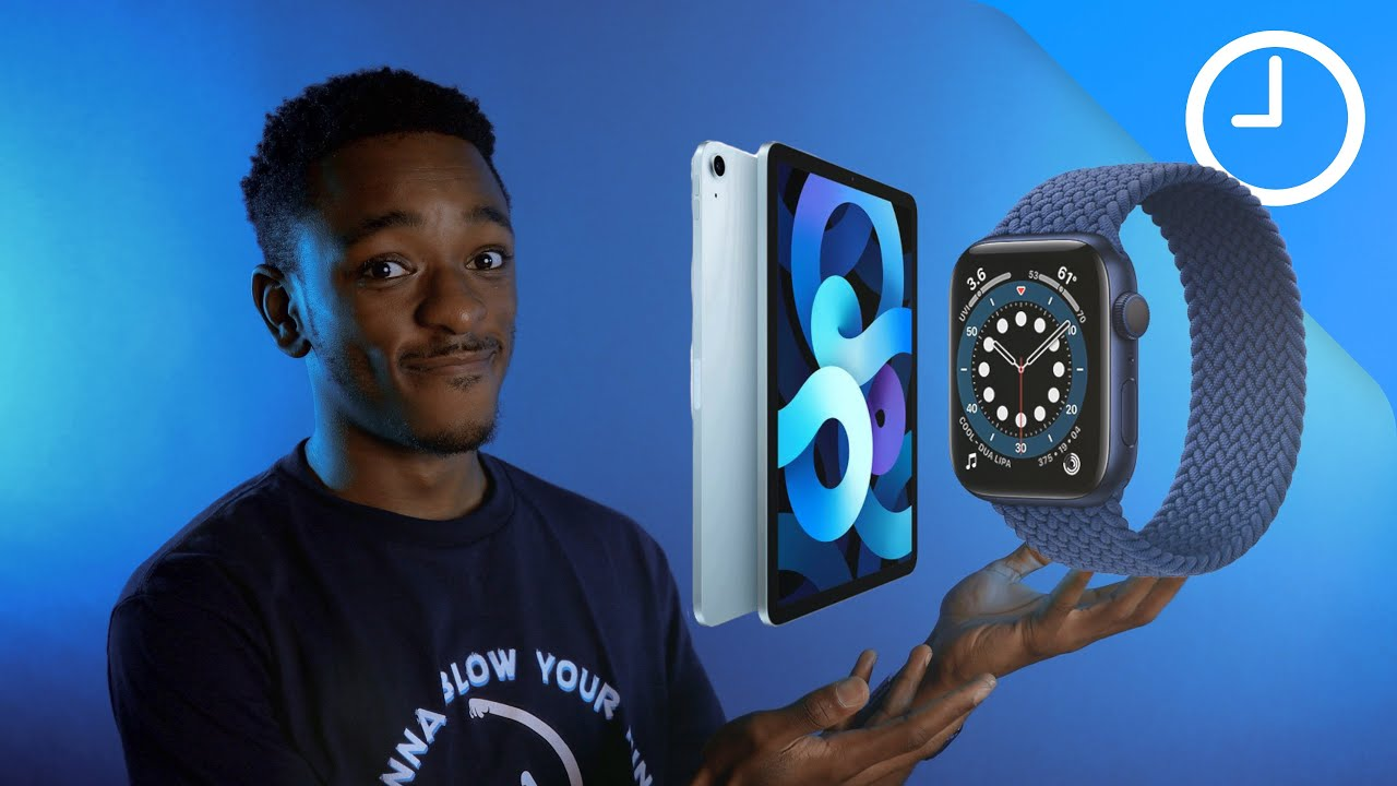 NEW 2020 iPad Air 4 & Apple Watch Series 6/SE Revealed! Full Breakdown