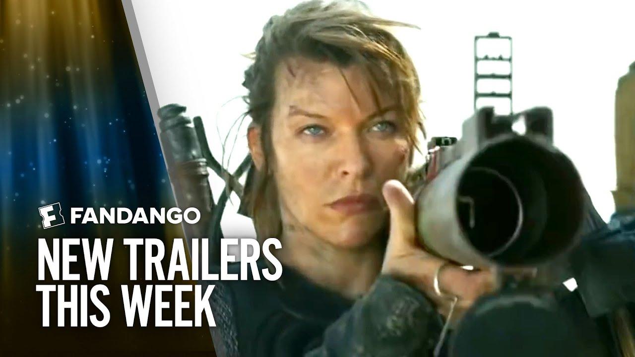 New Trailers This Week   Week 42 (2020)   Movieclips Trailers