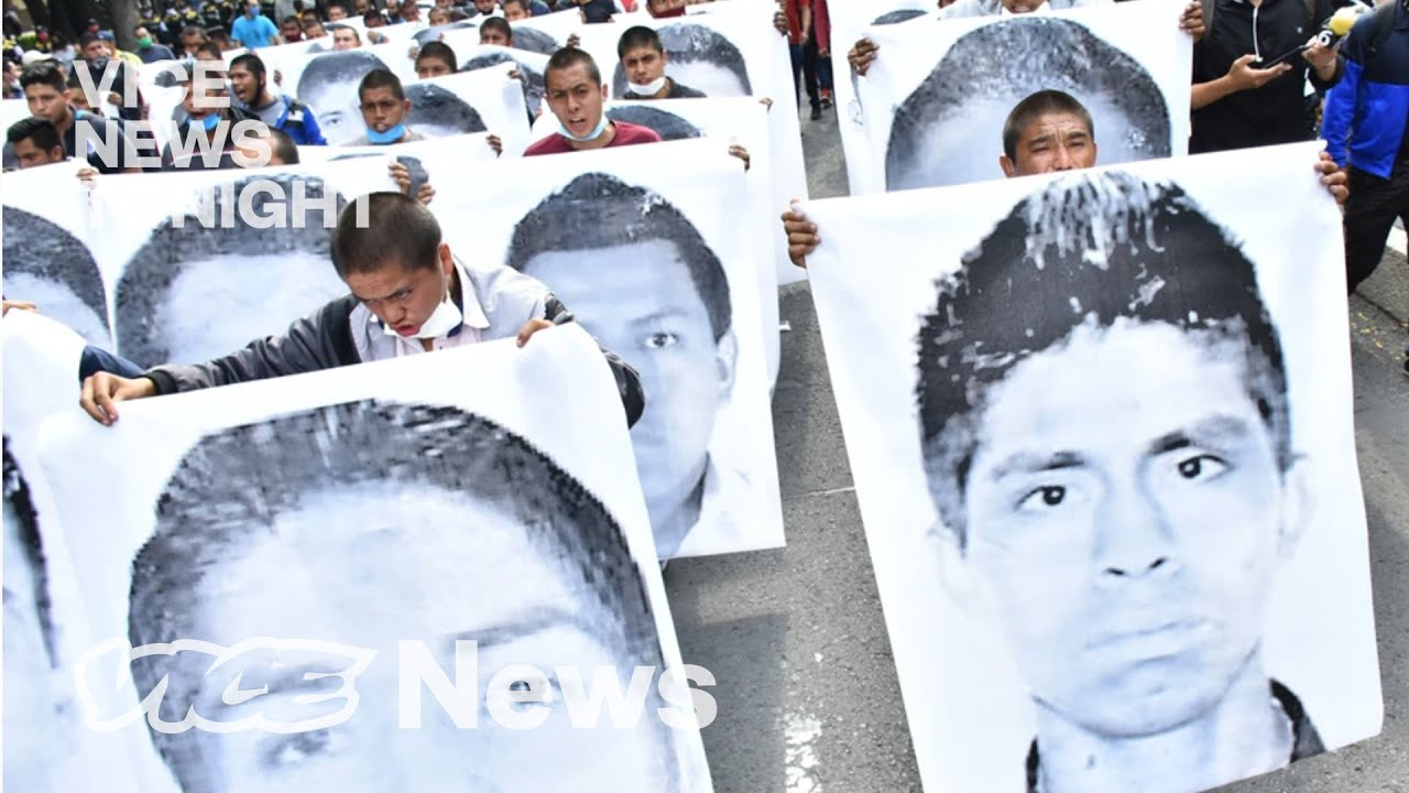 Parents of Mexico's Missing 43 Students Still Have Hope Their Sons Are Alive