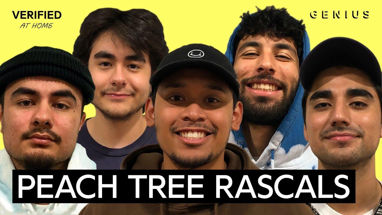 "Peach Tree Rascals ""Mariposa"" Official Lyrics & Meaning   Verified"