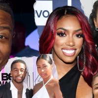 Porsha Williams & Tanya Sam EXPOSED 4 cat eating, Yung Joc Shades Lil' Fizz, April & Ari Boyfriend